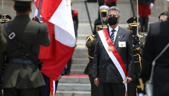 La reunión se realizará en Palacio de Gobierno desde las 6 p. m. (Foto: Presidencia)