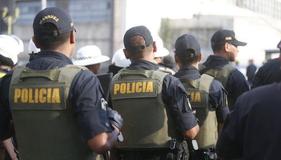 Los policías también son víctimas del hampa en el norte.