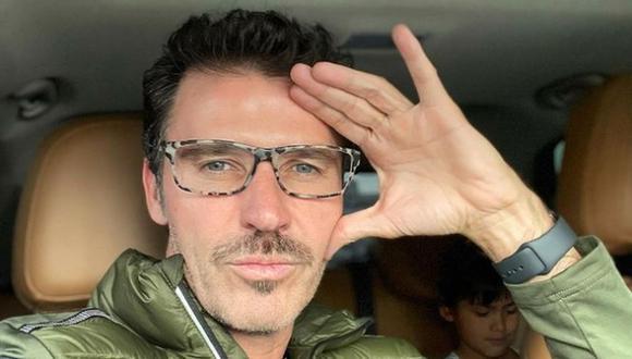 La noticia del gran fraude al artista se dio a conocer en la reciente edición de la revista TV Notas (Leonardo García / Instagram)