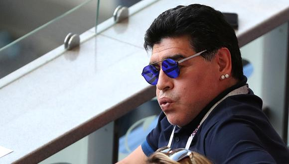 Diego Maradona fue campeón del Mundial México 86 con la Selección de Argentina. (Foto: Getty)
