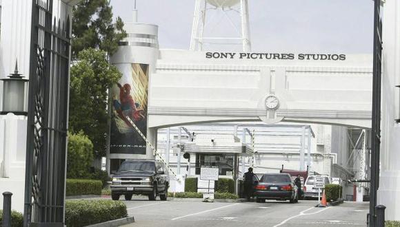 Valiosa información de Sony Pictures fue robada por piratas informáticos. (EFE)