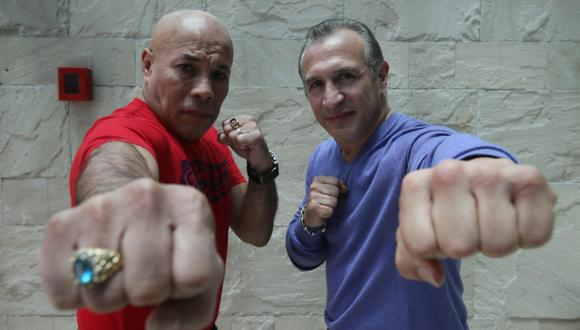 Orlando Romero y Ray Mancini tuvieron pelea legendaria. (USI)