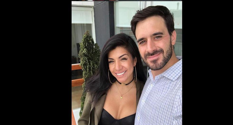 Diana Sánchez olvida a colombiano y viaja a EE.UU. para visitar a su nueva pareja. (Instagram Diana Sánchez)