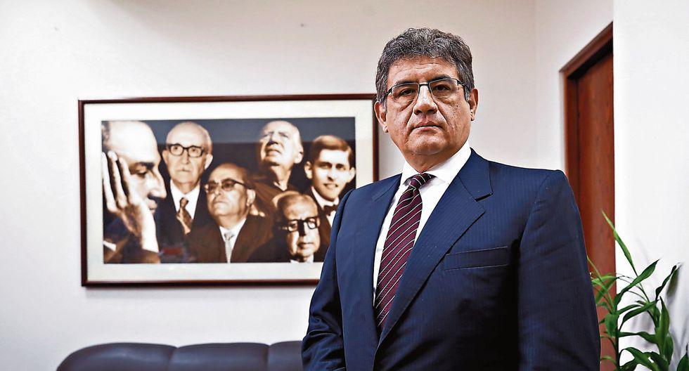 Juan Sheput Moore. Congresista de PpK. (Perú21)
