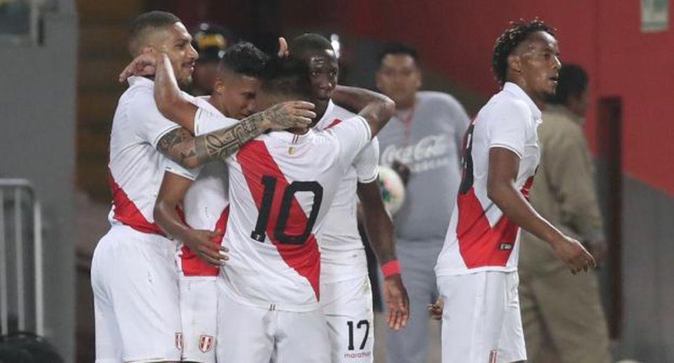 La Selección Peruana terminó el 2019 en el puesto 21 del ranking FIFA. (Foto: Selección Peruana)