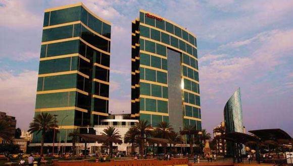 La cadena internacional Marriott volverá a apostar por el Perú, esta vez lo hará de la mano de V&V Grupo Inmobiliario, que construirá un Moxy Hotels en este distrito, en la avenida Larco. (Foto: JW Marriott Hotel Lima)