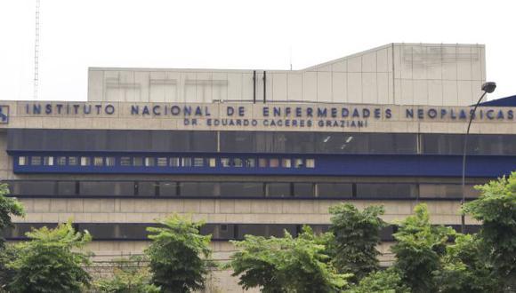 Verán futuro del Instituto Nacional de Enfermedades Neoplásicas. (USI)