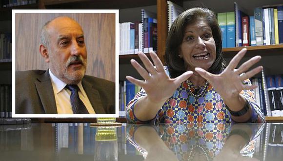 Flores Nano critica a Mayorga por non dar paso al costado. (César Fajardo)
