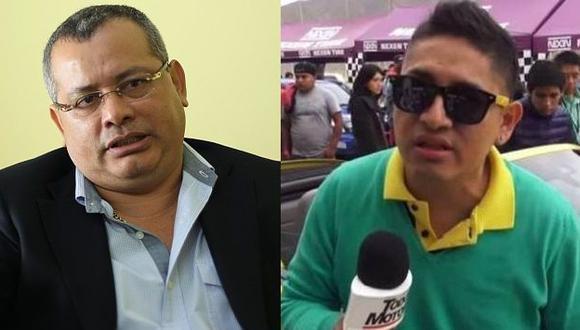 Rodolfo Orellana y Gerald Oropeza figuran como afiliados gratuitos al SIS. (USI)