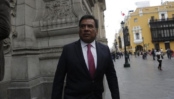 """Javier Velásquez Quesquén: """"Hay que hacer una reforma selectiva"""". (USI)"""