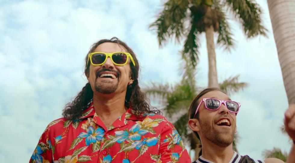 En ¡Asu mare! 3, Cachín viaja a Miami y descubre que tiene un hijo de un amor de su juventud. (Internet)
