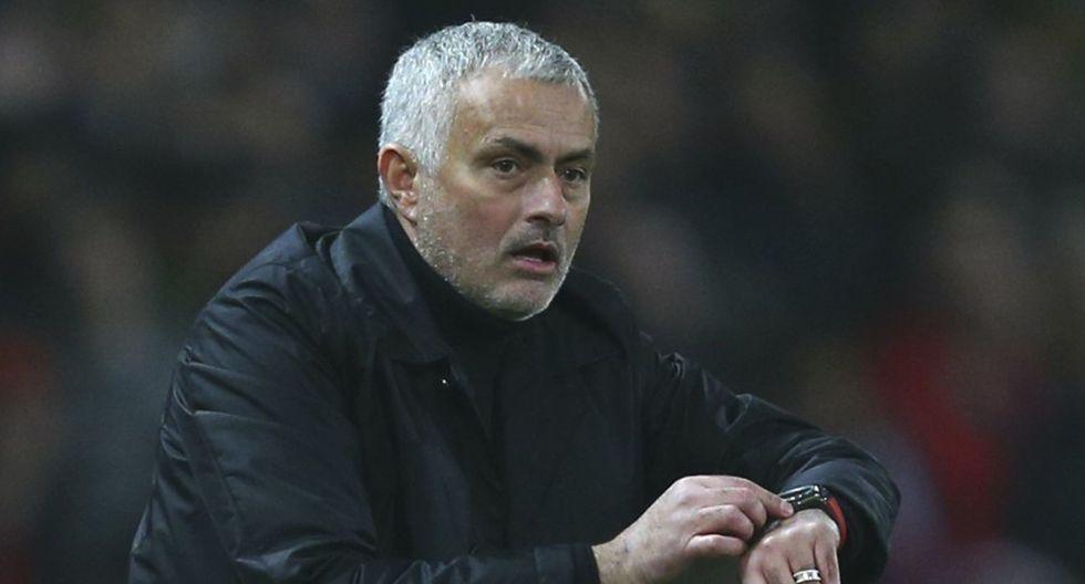 José Mourinho salió de Manchester United después de dos temporadas y media (Foto: AP).