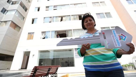 Mi vivienda y Techo Propio han ayudado a generar mayor oferta de vivienda social, al punto de que hay zonas como en el Callao, en donde el total de su oferta configura como tal.  (Difusión)