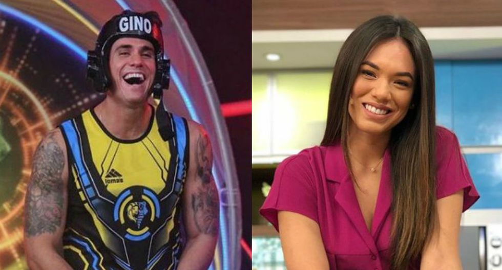 Pese a que anunciaron su separación oficial, Gino Assereto y Jazmín Pinedo mantienen una relación de amigos.