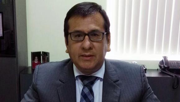 Marco Cerna Bazán renunció a su cargo como presidente de la Corte Superior de Lima Sur. (Perú21)