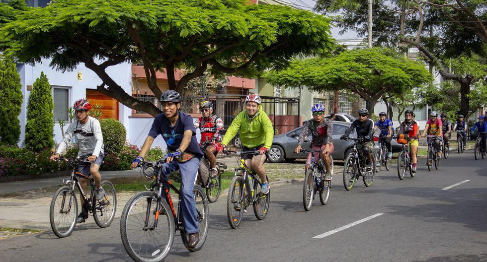 """El programa """"Turismo en bici"""" de la Municipalidad de Lima vuelve este 16 de febrero (Foto: Difusión)"""