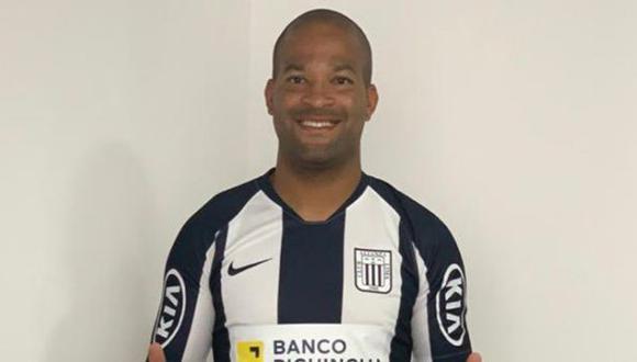 Alberto Rodríguez jugará en Alianza Lima por toda la temporada 2020. (Foto: Alianza Lima)