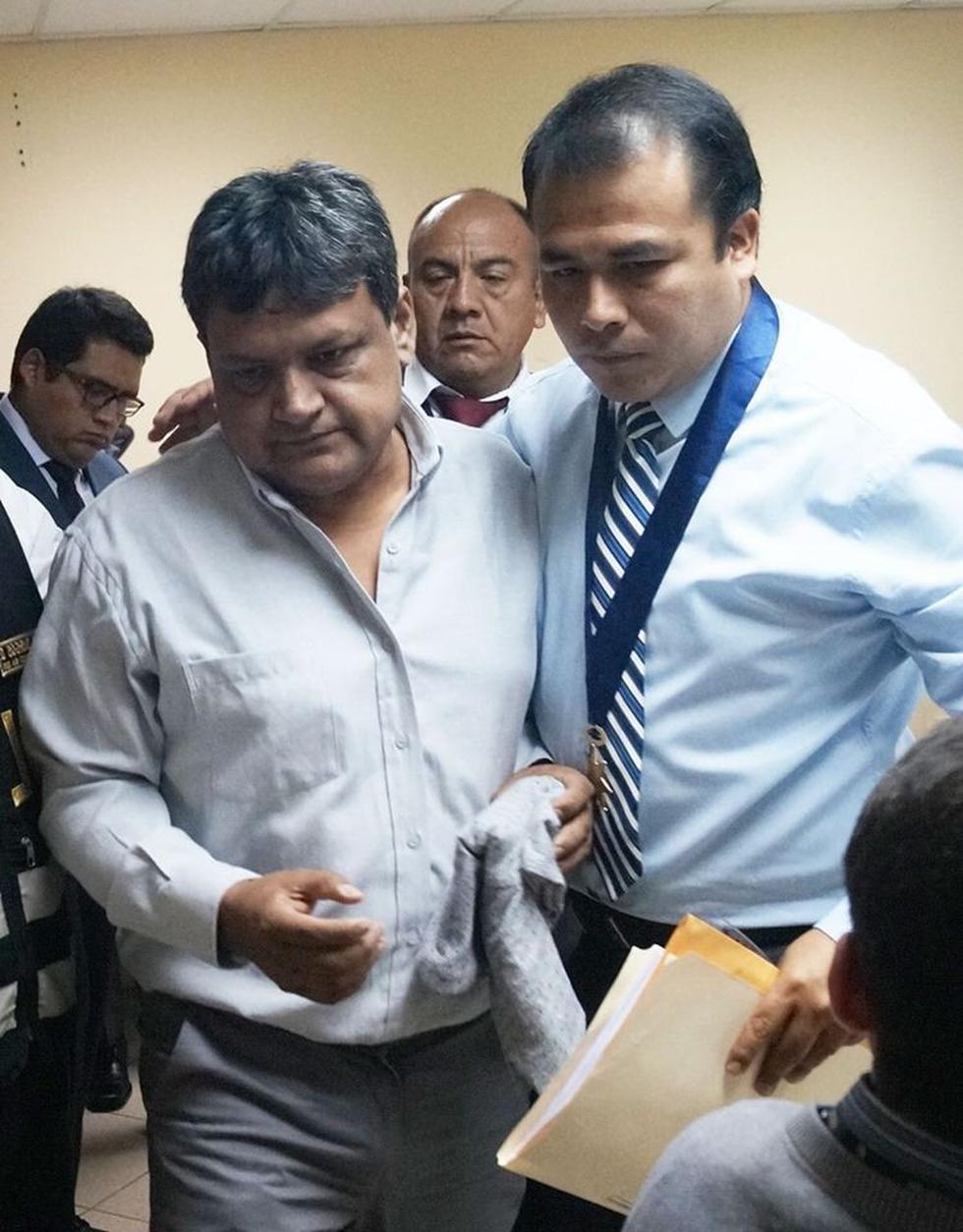 El regidor Marino Olivera se salvó de la cárcel, pero sí fue inhabilitado, por lo que deberá dejar el cargo.