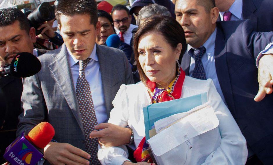 Rosario Robles fue ministra de los despachos de Desarrollo Social y de Desarrollo Agrario durante el gobierno de Peña Nieto. (Foto: EFE)