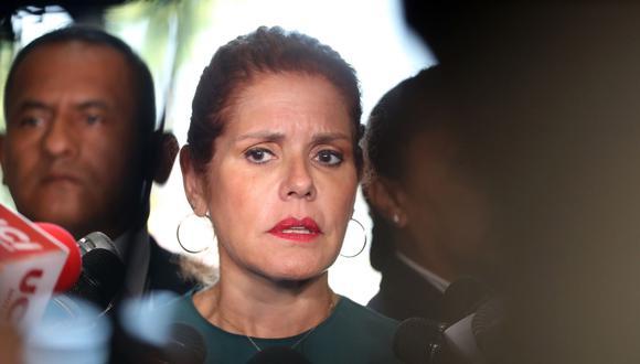 """Araoz aseguró que por la distribución del nuevo Congreso """"va a ser bastante difícil llegar a acuerdos"""". (Foto: Andina)"""