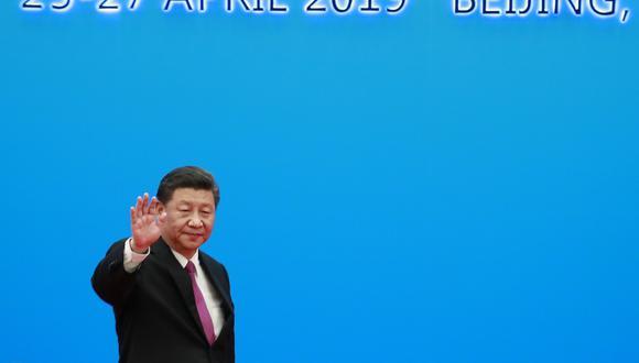 Xi Jinping, presidente de China. (Foto: EFE)
