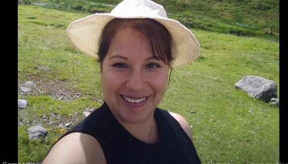 El certificado de necropsia señala que Gladys Canchano Salvador murió a consecuencia de un edema cerebral y pulmonar. (Facebook)