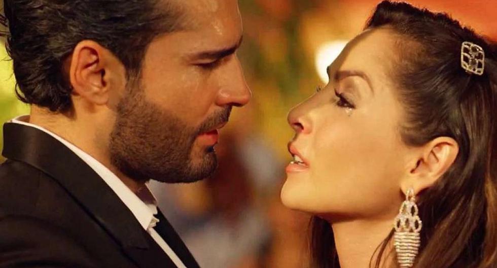 ¿Qué pasará entre Catalina y Albeiro en la cuarta temporada de Sin senos si hay paraíso? (Foto: Telemundo)