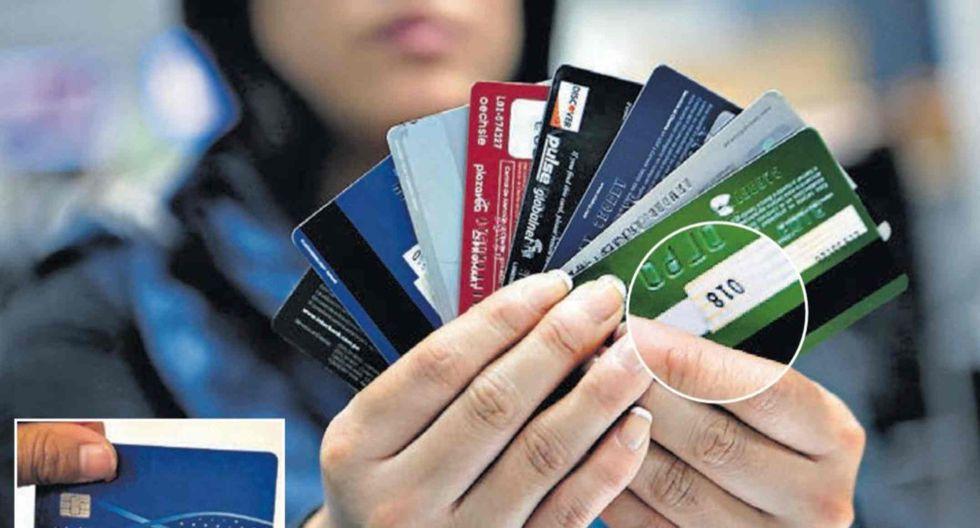 ¡CUIDADO! Hampones ahora memorizan los datos de tarjetas de crédito para hacer compras online (Manuel Melgar).