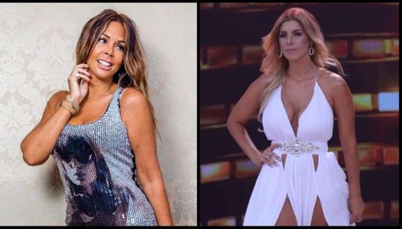 """Carla Barzotti arremetió contra Viviana Rivasplata y le dijo que """"no es nadie"""". (Créditos: USI)"""