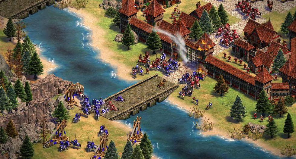 Age of Empires II: El clásico juego de estrategia regresa en 4K y con nuevas civilizaciones. (YouTube)