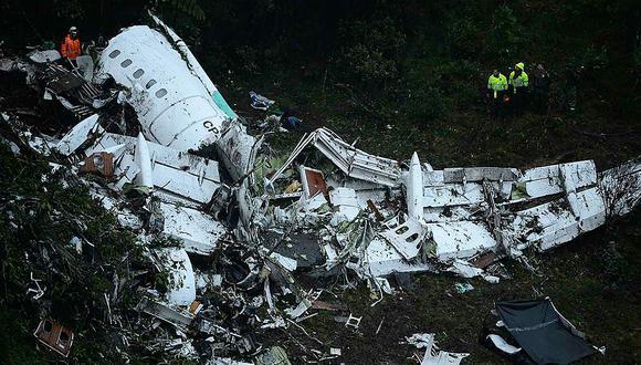 El avión se precipitó sobre el Cerro Gordo antes de poder llegar a la pista de aterrizaje. (Foto: Getty)