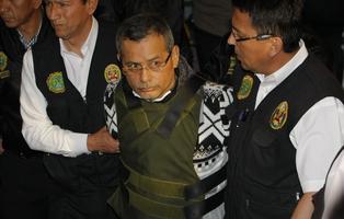 Fiscalía pide 35 años de prisión para Orellana