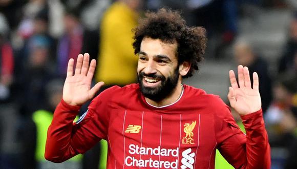 Mohamed Salah es ídolo en Egipto y la gran figura de su selección. (Foto: AFP)