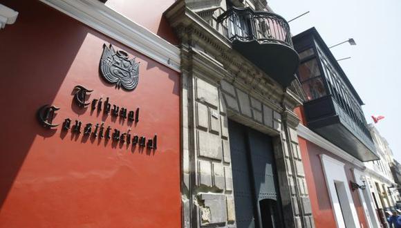 Tribunal Constitucional tiene en sus manos dejar sin efecto o ratificar la ley Antitránsfugas. (Perú21)