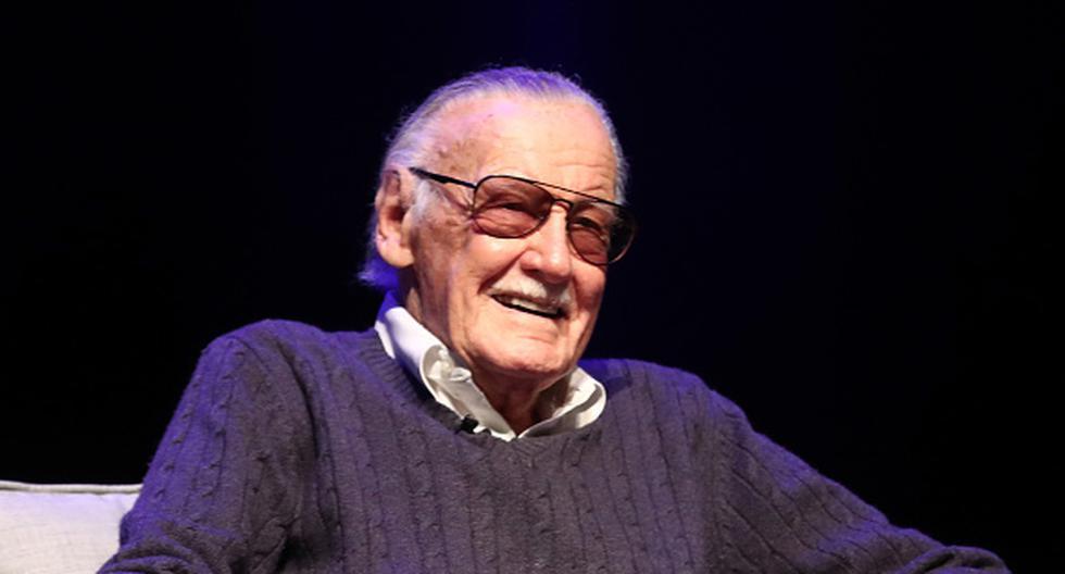 Stan Lee, creador de Marvel, falleció a los 95 años (Getty)
