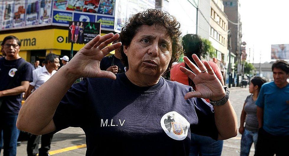 Susel Paredes sobre detención de gerente de La Victoria : 'Es un escándalo. Esto está destrozando mi trabajo'. (GEC)