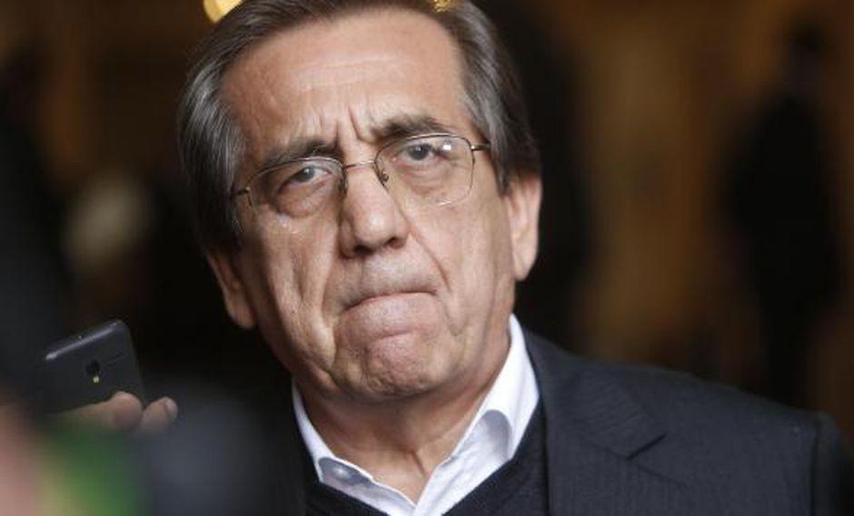 Jorge del Castillo se pronuncia en contra de una eventual vacancia presidencial