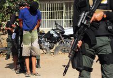Venezuela dice que capturó a miembros del cártel de Sinaloa en enfrentamiento fronterizo