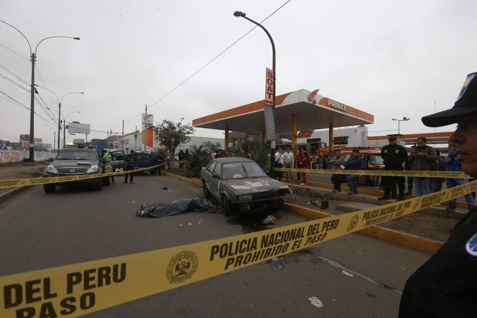 Independencia: Hombre muere atropellado tras altercado en afueras de discoteca (Violeta Ayasta/GEC)