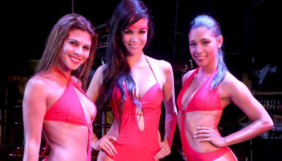 'Las Amazonas' reaparecen para el deleite de sus fanáticos como las 'Chicas Baywatch'. (USI)