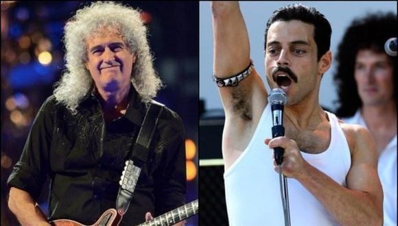 El guitarrista Brian May aseguró que Rami Malek merece un Oscar por su interpretación. (Foto: EFE/20th Century Fox)