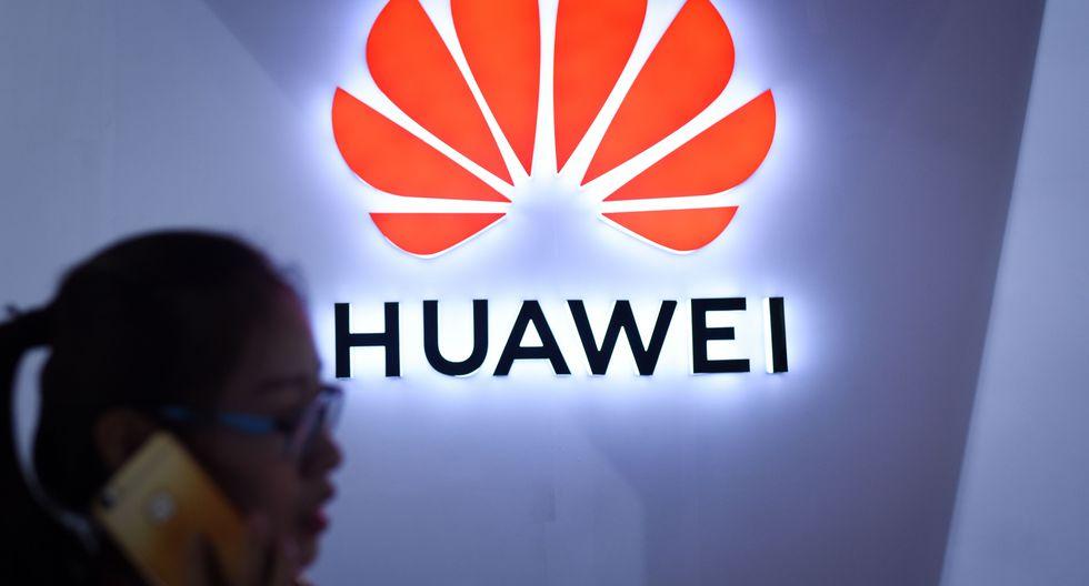 Huawei recibe un nuevo golpe fruto de la guerra comercial de Trump. (Foto: AFP)
