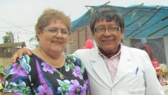 Ciro Castillo: Falleció su madre víctima de un paro cardíaco. (Ciro Castillo)