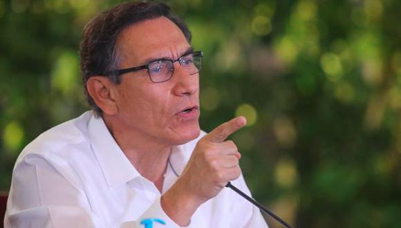 Presidente peruano desmintió padecer coronavirus. (PCM)