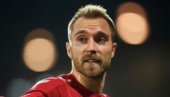 Eriksen es el capitán de la Selección de Dinamarca. (Foto: Getty)
