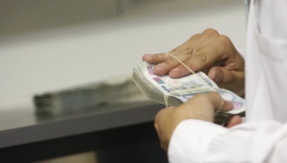 El 25% de trabajadores del sector privado perciben el sueldo mínimo. (Foto: USI)<br>