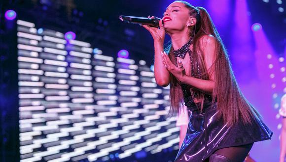 Fanático de la Ariana Grande no esperaba que su artista favorita le enviar contunden mensaje en Twitter. (Foto: AFP)