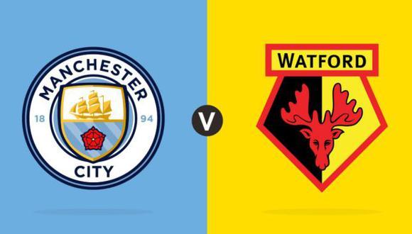 Manchester City busca un histórico triplete de títulos en la final de la FA Cup frente a Watford, tras conquistar la Premier League y la Copa de la Liga. (Foto: @mancity)