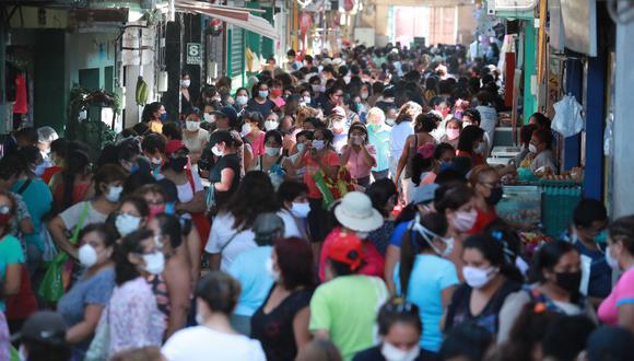 El Minsa actualizó la cifra de contagios y fallecidos por COVID-19 en el Perú. (Foto: Lino Chipana/GEC)