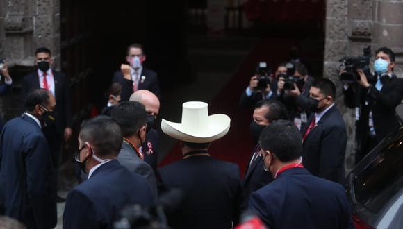 Pedro Castillo asumirá el cargo el próximo 28 de julio. (Foto: Lino Chipana Obregón /@photo.gec)